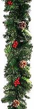ATopoler 2.7M Christmas Garland Decoration