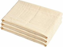ATPWONZ 39 SqFt Natural Cotton Ultra Fine