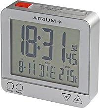 Atrium A740-19 Digital Radio Alarm Clock LCD