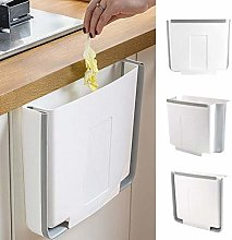 Atrumly Foldable Trash Can Kitchen Hanging Trash
