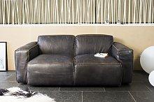 Atsullivan vintage leather sofa