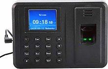 Attendance Card Machine T9 Input Method DC 5V / 1A
