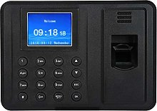 Attendance Clock Intuitive and Clear, Supports U