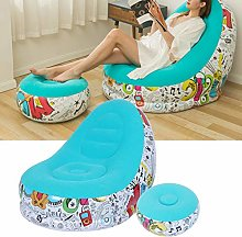 Atyhao Portable Inflatable Sofa Comfortable Chair