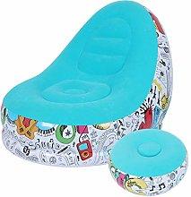 Atyhao Portable Inflatable Sofa, Comfortable