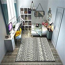 AU-OZNER rug anti slip underlay,Gray carpet,