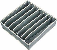 AUBERSIT Underwear Storage Organizer Box,