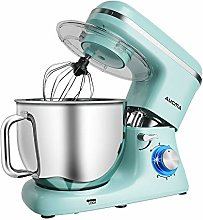 Aucma Stand Mixer,7L Tilt-Head Food Mixer, 6 Speed