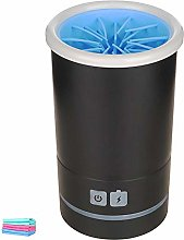 AUCO Pet automatic foot wash cup puppy paw wash