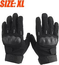 Audew Motorcycle gloves Microfiber fiber Leather