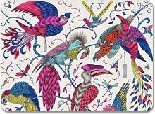 - - Audubon Multicoloured Placemat -