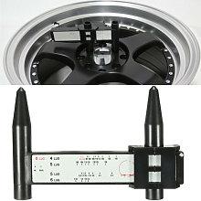 Augienb - 4 5 6 8 Holes Lug Wheel Bolt Pattern