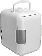 Augienb - 4L Portable Mini Car Freezer Cooler