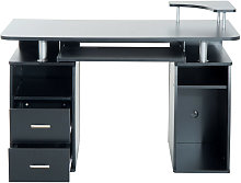 Augienb - Computer Desk PC Workstation Table With