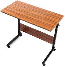 Augienb - Laptop Desk 80CM Adjustable Stand Laptop