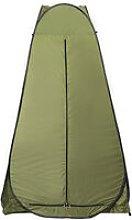 Augienb - Portable Pops-Up Tent 1.9*12.*1.2m Bath