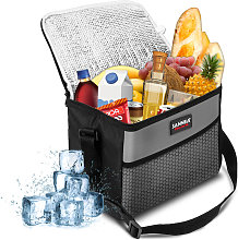 Augienb - Waterproof Lunch Bag Insulated