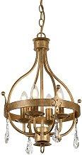 Augill 4-Light Mini Chandelier Astoria Grand