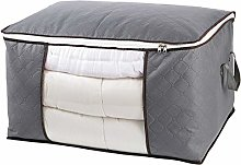 AUHOKY Clothing Storage Bag, Thick Fabric Clothing