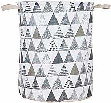 AUHOKY Folding Laundry Basket Large Capacity