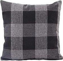 Auied Lattice Sofa Bed Home Decor Pillow Case