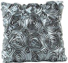 Auied Pillow Sofa Waist Throw Cushion Cover Home