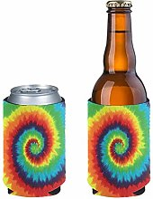 Aulaygo Tie-dye Comfortable Standard Beer Can
