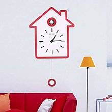 AUNMAS Cuckoo Clock Modern Simple Nordic Style