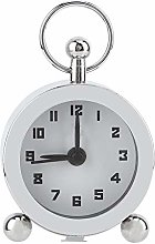 AUNMAS Mini Alarm Clock Retro Mechanical Manual