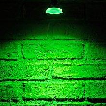 Auraglow LED Coloured Narrow Beam GU10 Spotlight
