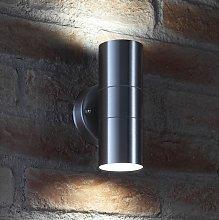 Auraglow Stainless Steel Indoor / Outdoor Double