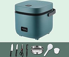 AURALLL Mini 1.7L Electric Food Rice Cooker, 2