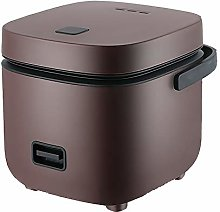 AURALLL Mini Electric Rice Cooker with Non-Stick