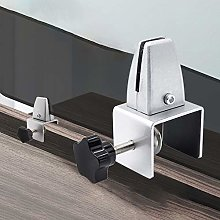 AURALLL Privacy Screen Clamps Desk Divider Does