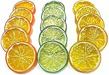 Aurantiaco 15 Best Artificial Fruit Slices 5 of