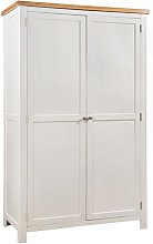 Aurelia 2 Door Wardrobe August Grove