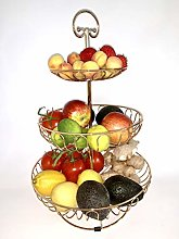 Auroni Fruit and Vegetables Etagere 3 Levels