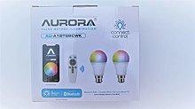 Aurora Bluetooth Led Lighting AU-A1BTGECWK 2 X 8W