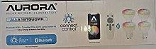 Aurora Bluetooth Lighting, AU-A1BTGUCWK 4 X 4.5W