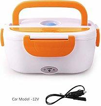 AURUZA Electric Lunch Box, 2 in 1 Food Heater