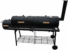 Ausla Barbecue with Nevada Smoker, Outdoor Smoker
