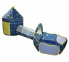 Ausla Childrens Play Tent with Support Rods, Easy