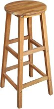 Austen 76cm Bar Stool Union Rustic