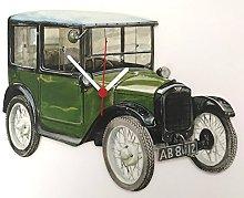 Austin 7 Car Clock - Austin Seven Clock - A17