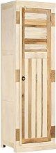 Autaugaville 1 Door Wardrobe by Bloomsbury Market