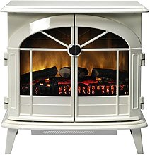 Authentic cast-iron style Fireplace/Stove/Heater