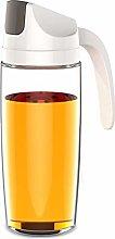 Auto Flip Olive Oil Dispenser Bottle Oil and