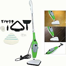 Autofather 1300W Hot Steam Mop Cleaner, 10 in 1
