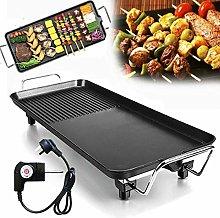 Autofather Teppanyaki Grill - Electric BBQ Table