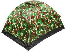 Automatic camping tent - 3 places B - Mohoo